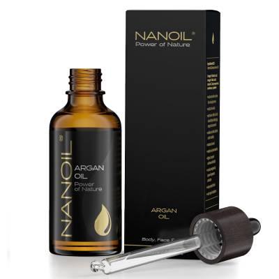 Olejek arganowy - Nanoil
